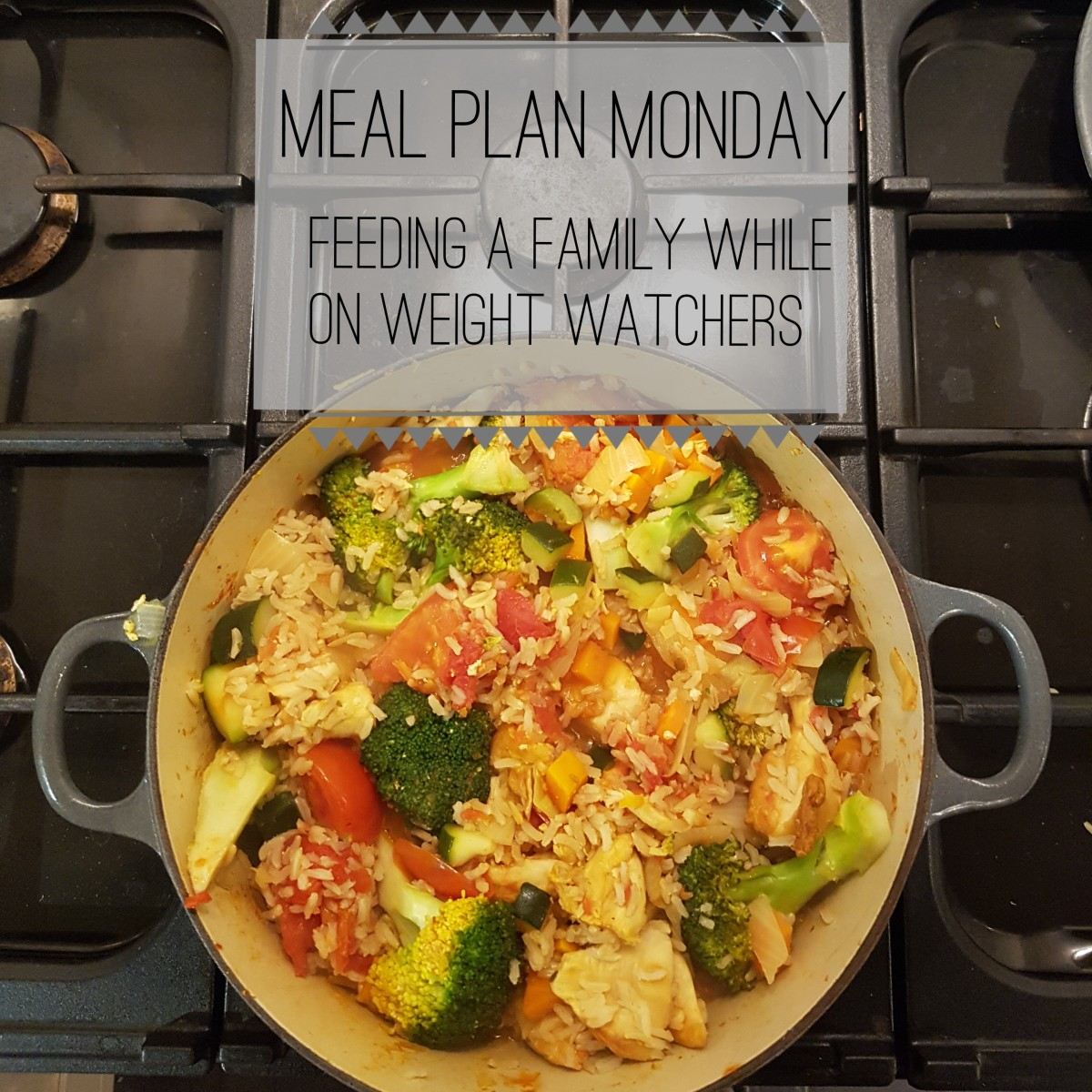 Meal Plan Monday - Getting Started On Weight Watchers